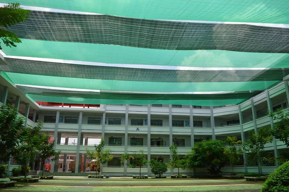 Lưới che nắng hồ bơi - Lợi Dân